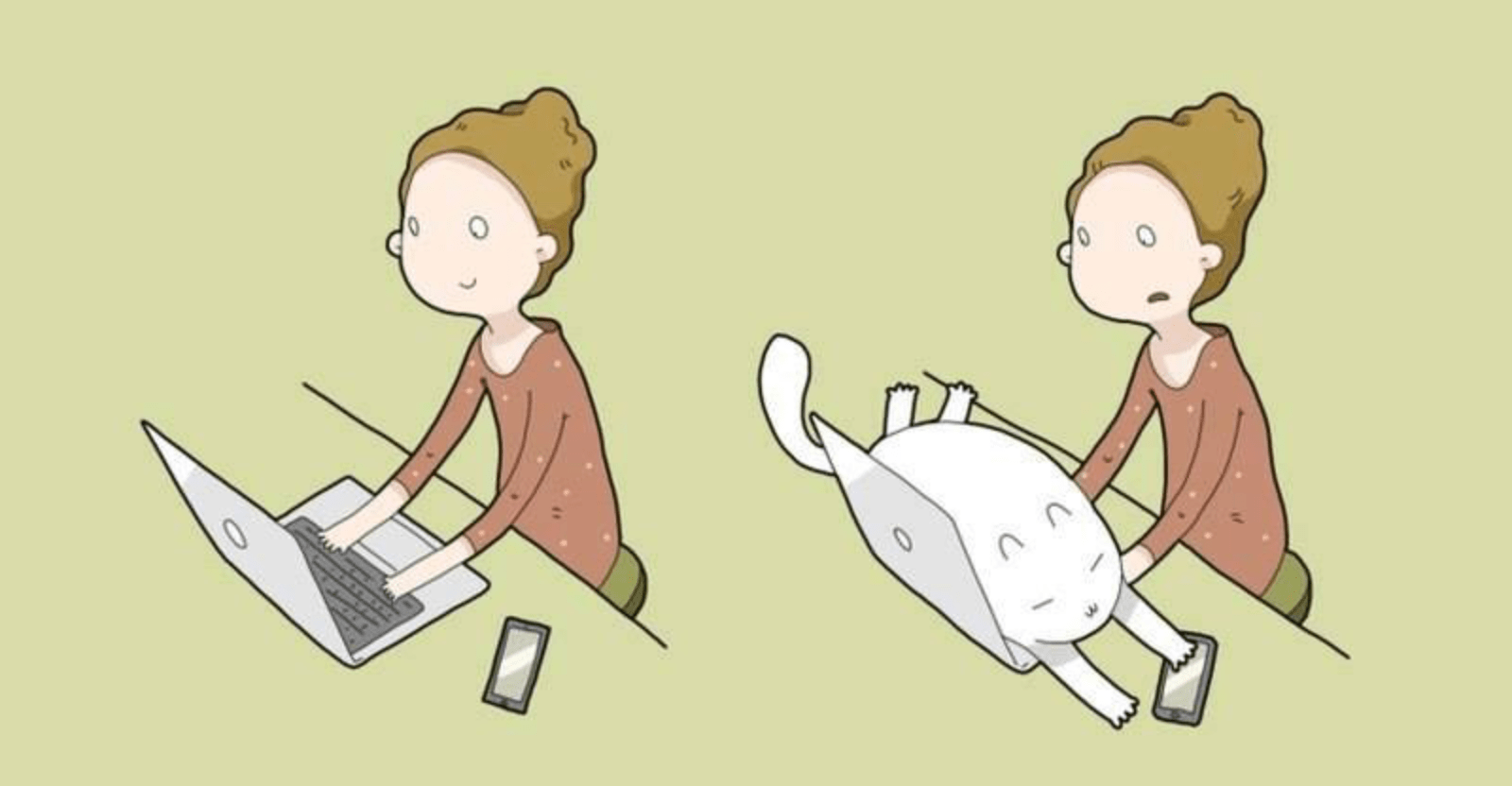9 Benefits of Living With a Cat