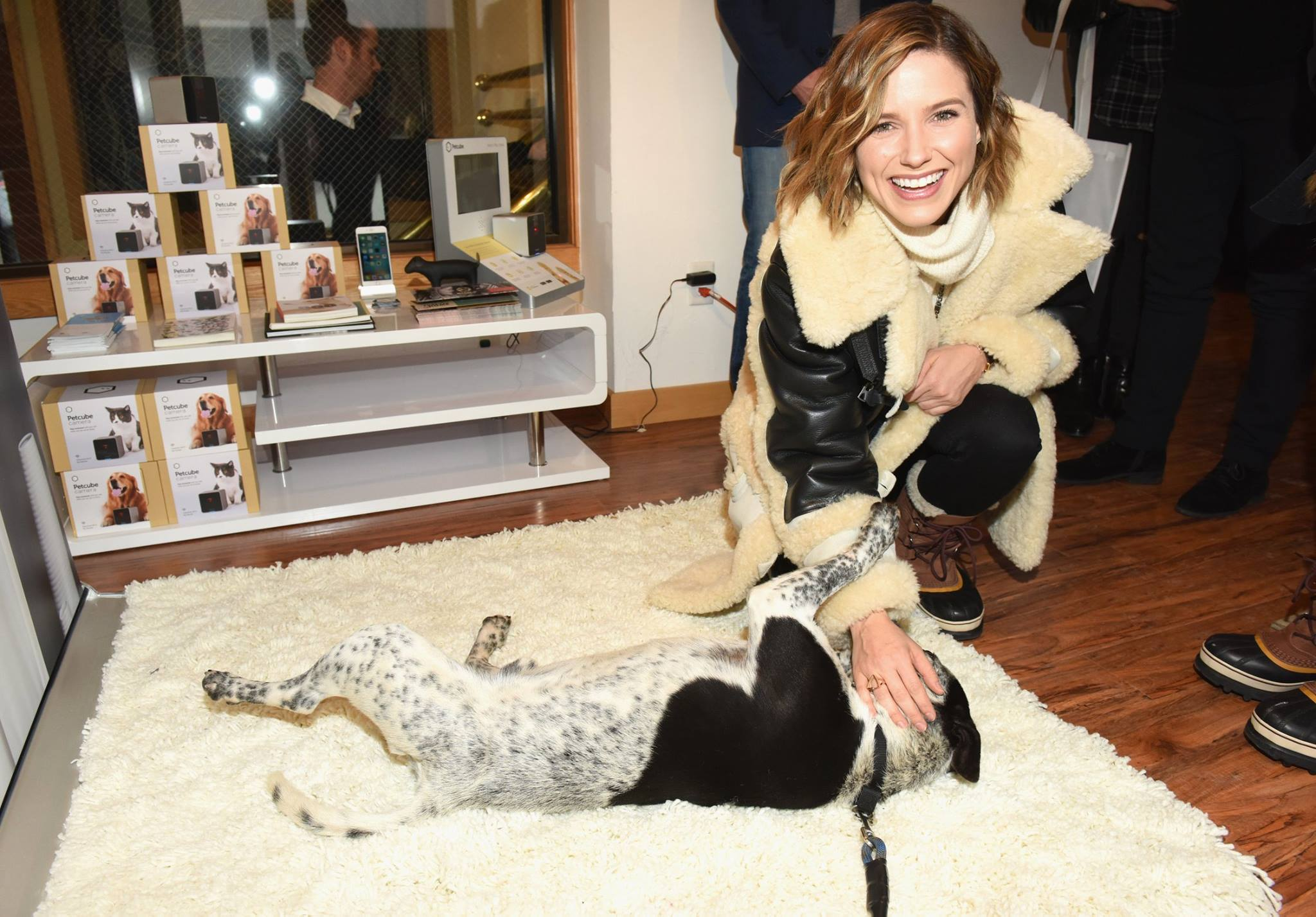 Sophia Bush at Sundance