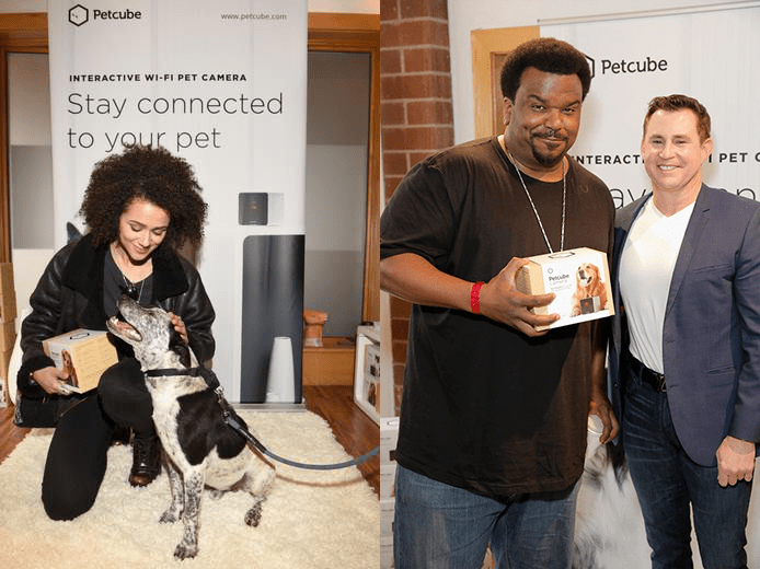 Nathalie Emmanuel and Craig Robinson at Sundance
