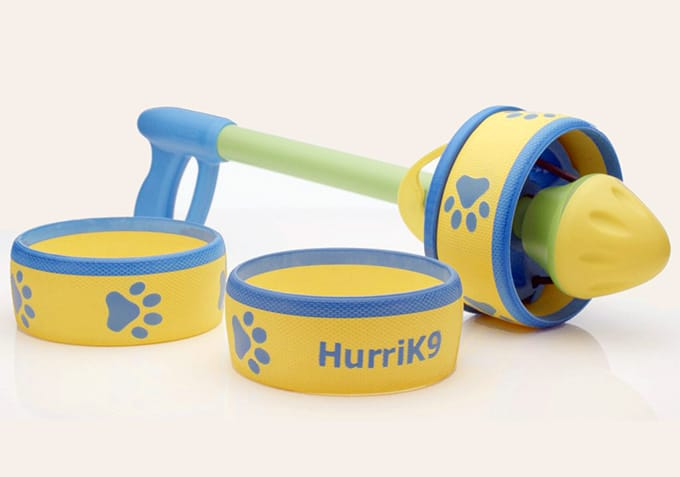HurriK9 ring launcher for dogs