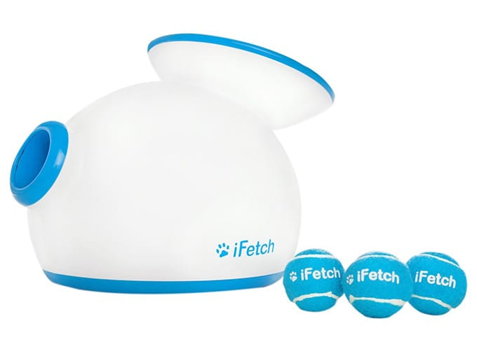 iFetch ball launcher for pooches