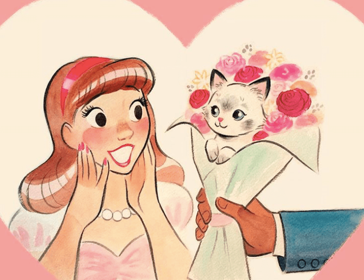 7 Comics That Sum Up Valentine's Day For Cat Lovers
