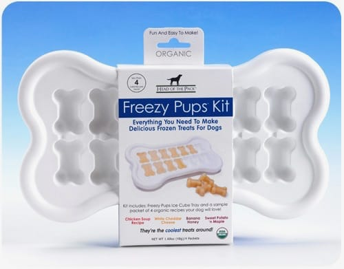 Bone Shaped Ice Cube Tray