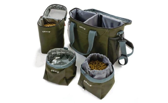 Orvis Dog Traveler's Kit