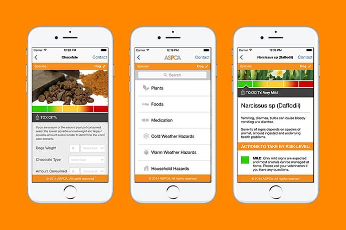 ASPCA Pet Safety App