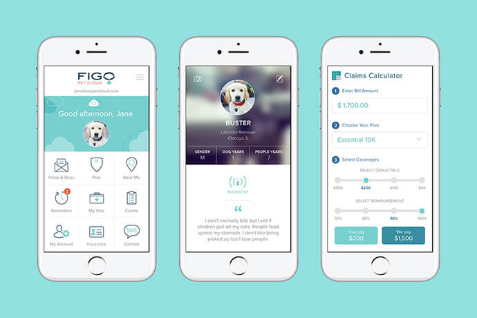 Figo Pet Cloud App