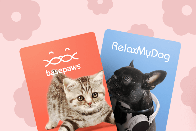 April Care Perks RelaxMYDog and Basecamp